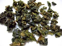阿里山高山金萱茶茶葉