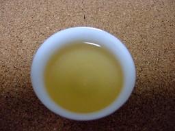 蜜香烏龍茶水