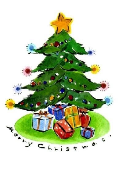 クリスマス 1
