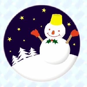 雪だるま 1