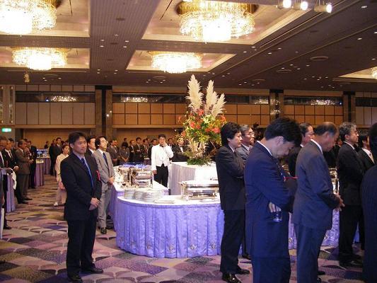 A scene of reception.JPG