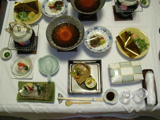 有馬ロイヤルホテルの夕食.jpg