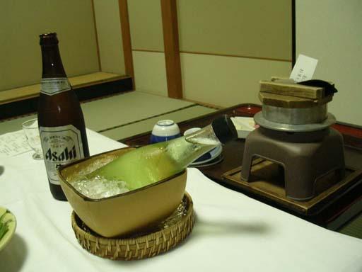 釜飯と青梅吟醸酒.jpg