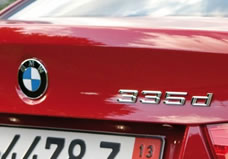 BMW 3シリーズ 335d