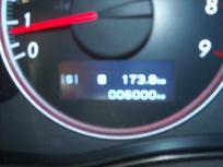 やっと6000km