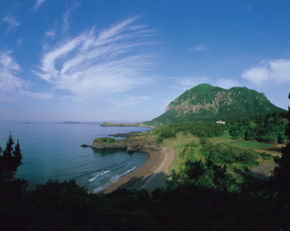済州島 世界七大自然景観