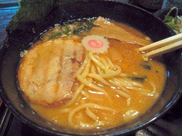 醤油鰻ラーメン