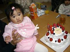 春Birthdaycake