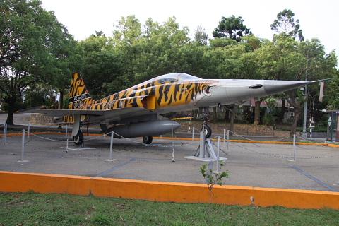 TIGER 2001