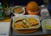 NH機内食写真