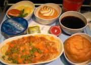 SQ機内食2007