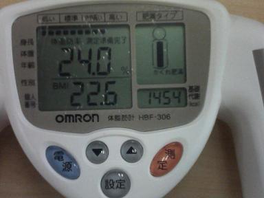 904体脂肪計