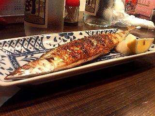 614塩秋刀魚
