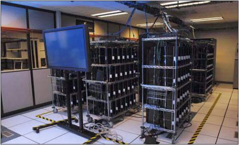 PS3 Supercomputer