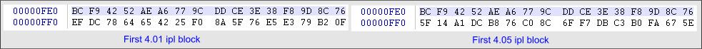 4.01/4.05 IPL block HEX