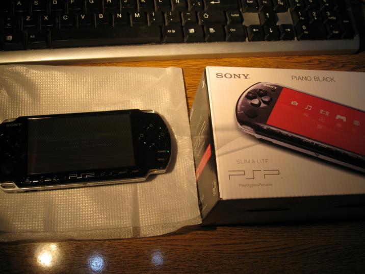 PSP-3000写真5