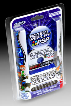 Action Replay for PSP-1000 2000 3000 PSPgo