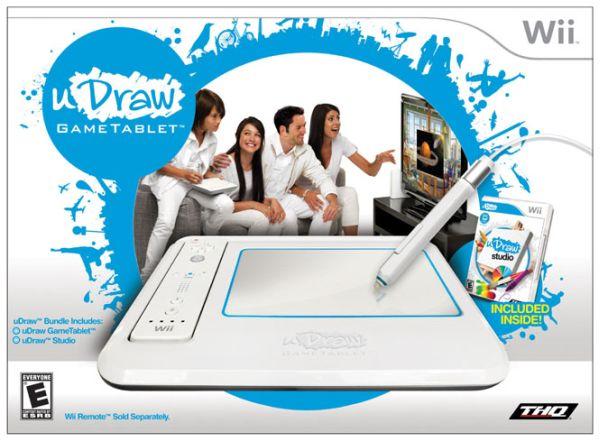 Wii GameTablet