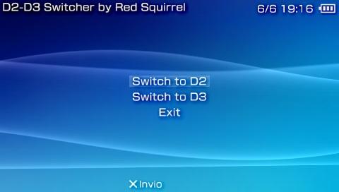 D2-D3 Switcher