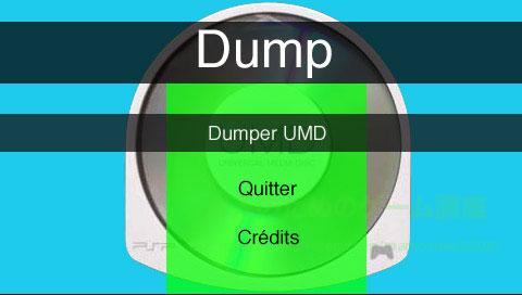 DumpSPで吸い出し