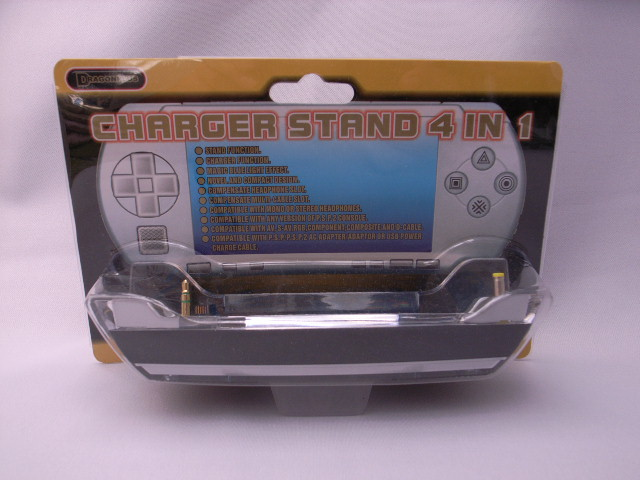 CHARGER STAND 4in1 for PSP-2000_1