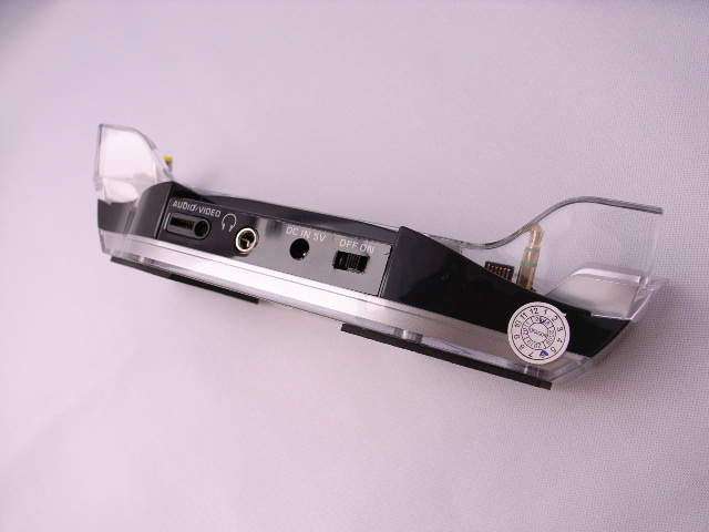 CHARGER STAND 4in1 for PSP-2000_4