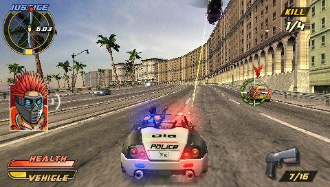 Pursuit Force- Extreme Justice6