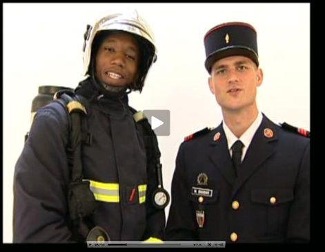 フランスの警察