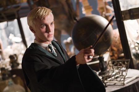 ハリーポッターと謎のプリンス ドラコ