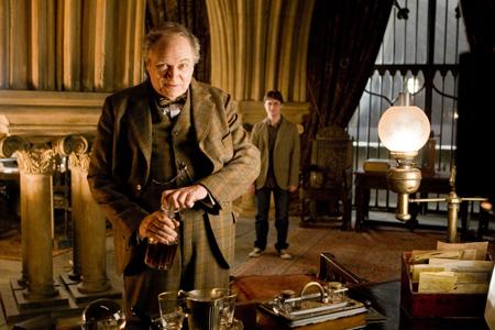 ハリーポッターと謎のプリンス スラグホーン