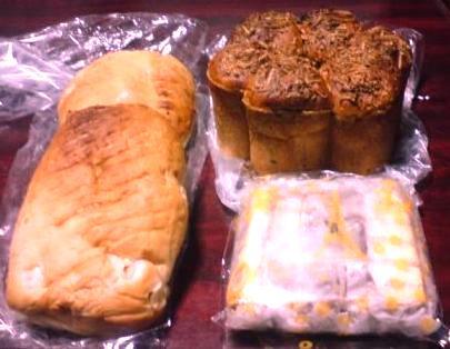 roseさん手作りのパン♪