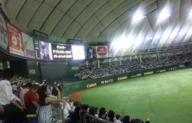 モルツ球団2009@東京ドーム