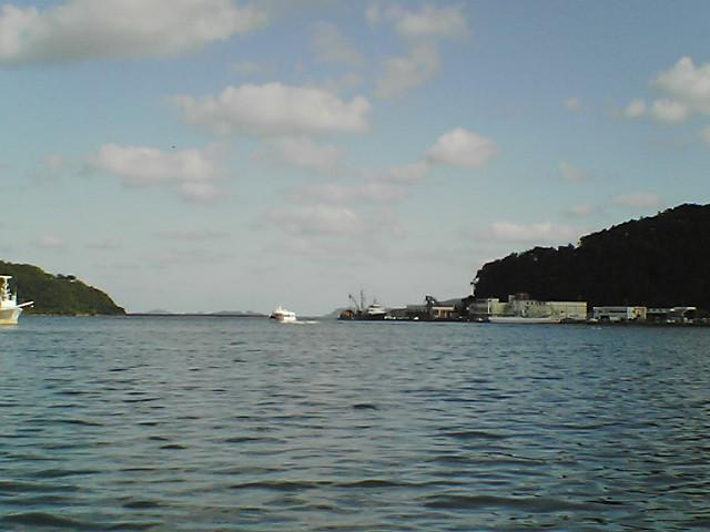 女川湾の風景その2