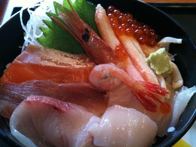 釧路海鮮丼