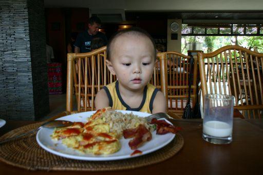 makan pagi