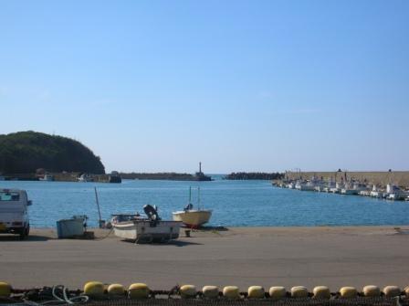 石川県 橋立漁港