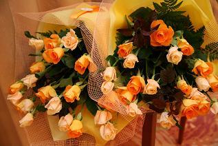 20071111-08薔薇の花束