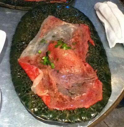 さしとろ@バル肉寿司蒲田店