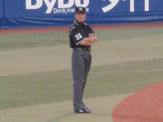 プロ野球審判員08年試合出場数   箒星 - 楽天ブログ