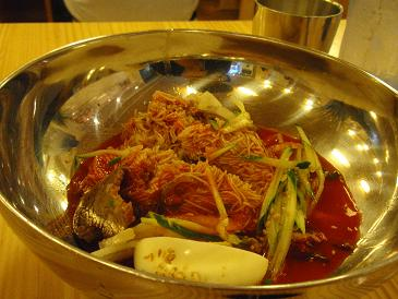 ビビン冷麺