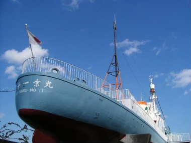 捕鯨の町太地~くじら博物館の捕鯨船展示室