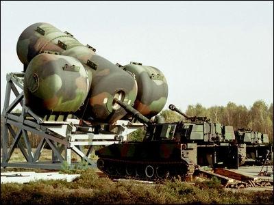 M-109 155mm自走榴弾砲用サイレ...