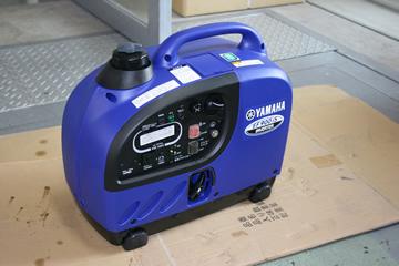 ヤマハ発電機EF900iS