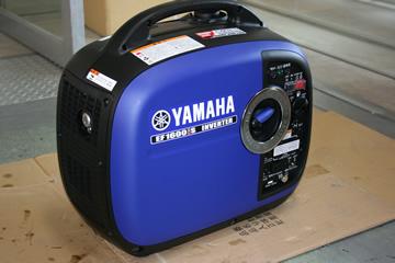 ヤマハ インバーター発電機EF1600iS