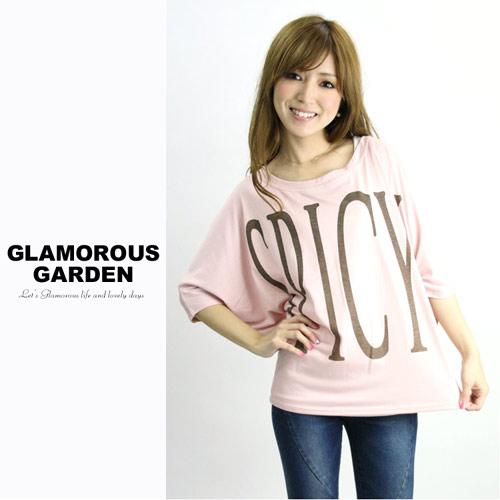 SPICYロゴドルマンTシャツ.jpg