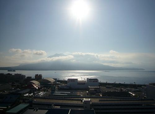 桜島200907