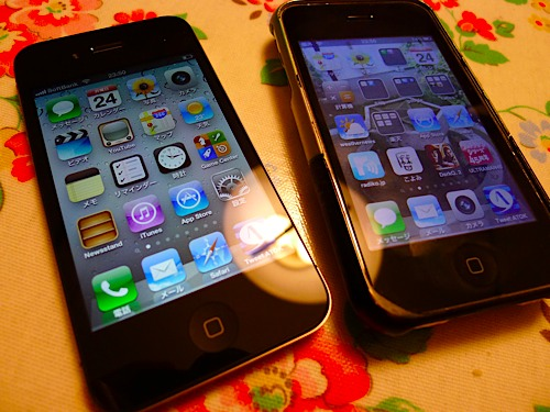 iPhone4S&iPhone3GS