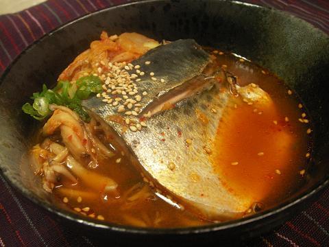 ~『鯖のキムチ煮』~