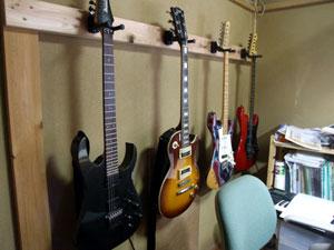 救われたギター達