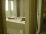 横浜ロイヤルパークホテル:バスルーム1:入口